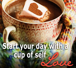 Spread Peace and Love Cup of Love