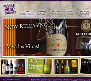 Purple Wine Company